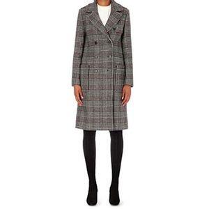 Maje Gilbert Wool-Blend Coat